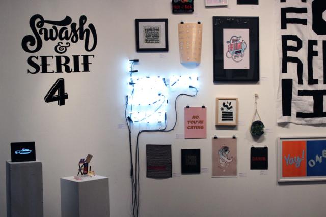 Swash & Serif 4